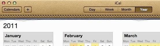 apple-skeuomorphic-calendar